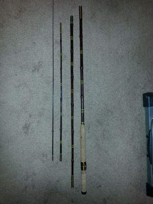 Vintage bamboo fly fishing rod for Sale in Lawrenceville, GA