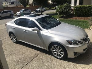2012 Lexus IS250 AWD for Sale in Snoqualmie, WA
