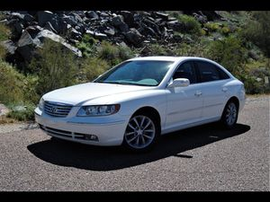 2007 Hyundai Azera Limited ** CLEAN TITLE ** for Sale in Phoenix, AZ