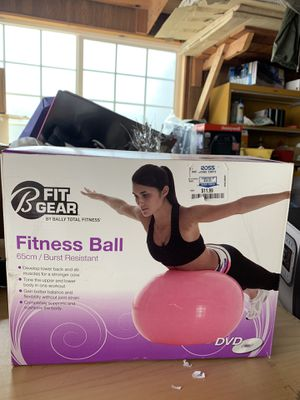 Fitness ball for Sale in Anaheim, CA
