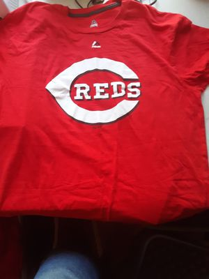 Cincinnati Reds baseball MLB T-Shirt for Sale in Lancaster, OH