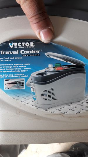 Travel cooler 12 volt DC power plug hot and cold for Sale in Cleveland, OH