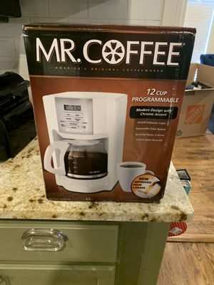 Mr coffee maker for Sale in Fort Worth, TX