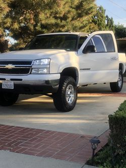 2007 Chevrolet Silverado 1500 HD for Sale in Covina,  CA