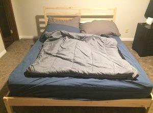 Bed frame ikea for Sale in Las Vegas, NV