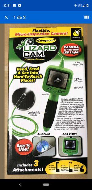 Lizard cam for Sale in North Providence, RI