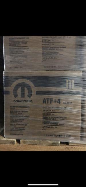 MOPAR ATF+4 $5 each quart !! for Sale in Pomona, CA
