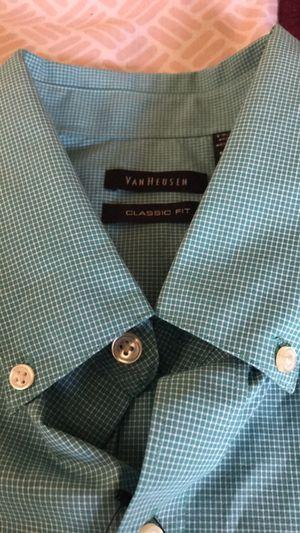 Van husen dress shirt for Sale in Sterling, VA