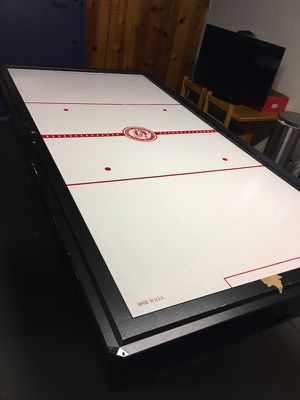 Air hockey and ping-pong table for Sale in Wyandotte, MI