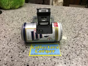 Miller lite camera can. Great for collector for Sale in Bristol, PA