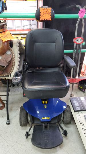 Jazzy Eclectic Wheelchair for Sale in Dickinson, TX