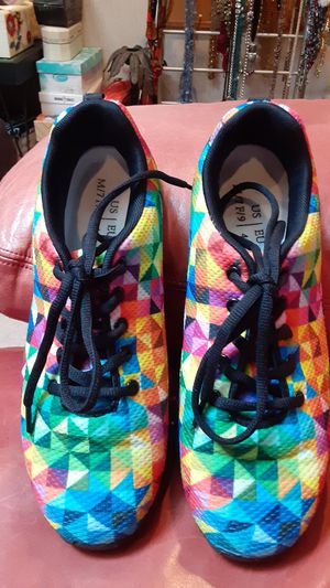 Bright tennis shoes for Sale in Overland Park, KS