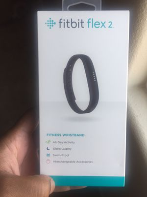 Fitbit Flex 2 (brand new, box never opened) for Sale in Fresno, CA