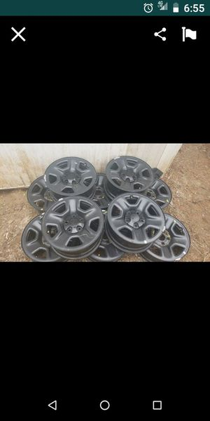 17 inch JEEP wheels for Sale in Smyrna, TN