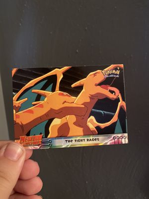 Charizard mewtwo strikes back for Sale in Bethel Park, PA