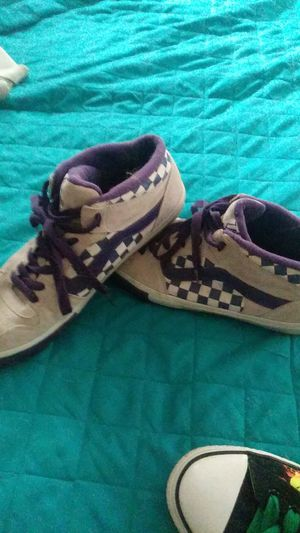 Vans off the wall mens size 11 for Sale in Greenville, NC