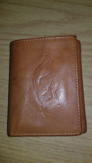 Arkansas Razorbacks Leather Wallet for Sale in Beebe, AR