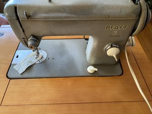 Rare Pfaff 6 a German Made for Sale in Windsor, CT