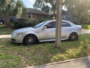 Acura 04 TL Parts ONLY transmission $850 motor $750, all parts intact. for Sale in Lakeland, FL