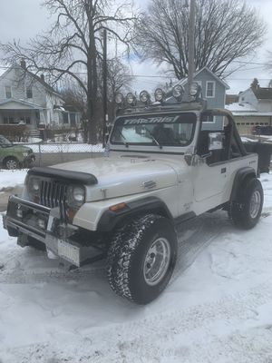 1991 Jeep Wrangler for Sale in Cleveland, OH