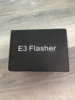 E3 flasher limited for Sale in Davenport,  FL