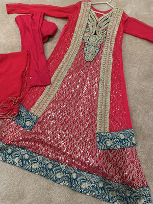 Pakistani Indian party wear desi dress clothes for Sale in Aldie, VA