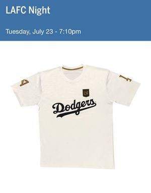 LAFC night at Dodger Stadium for Sale in Los Angeles, CA