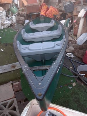Pontoon boat. 14ft long all most new for Sale in Fresno, CA