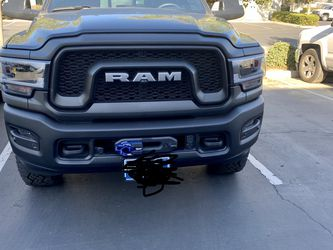 Ram Power Wagon 2500 Brand New Bumper OEM Texture Coated Line X for Sale in Anaheim,  CA