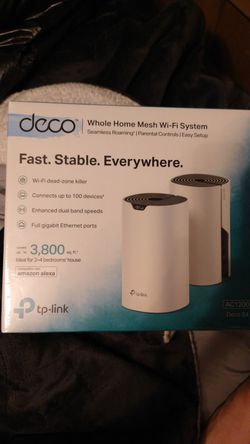 Whole Home Mesh Wi-Fi System for Sale in Carrollton,  TX
