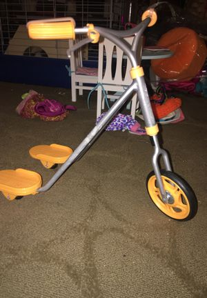 America girl doll scooter for Sale in Alexandria, VA