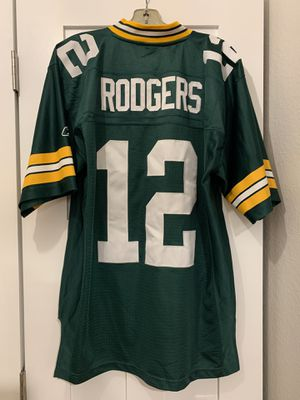Aaron Rodgers Green Bay Packers jersey for Sale in Seattle, WA