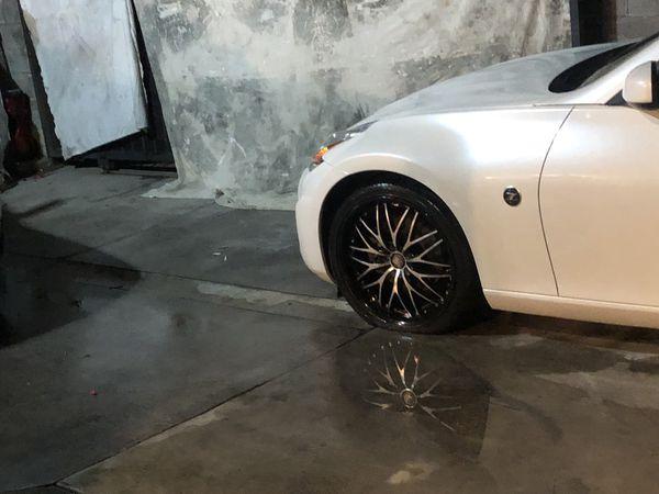 "20""rims Front245/35 ZR 20. 95WXL. Rear. 275/30ZR 20. 97W XL LIONHART Tires"