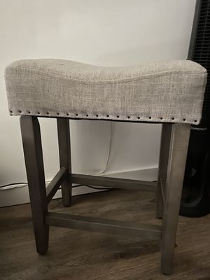 Bar Stools x2 : PRICE IS NEGOTIABLE for Sale in Arlington, VA