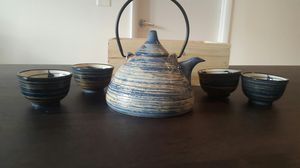 brand-new Asian tea set for Sale in Washington, DC
