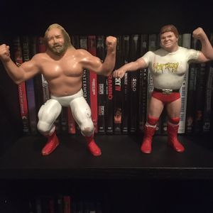WWF LJN Wrestling Action Figures for Sale in Vancouver, WA