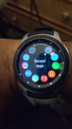 Samsung Galaxy watch waterproof works fantastically for Sale in Apple Valley, CA