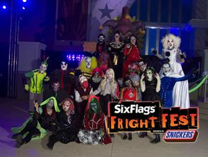 🎢🎃👻💀SIX FLAGS FRIGHT FEST TICKETS (4) WITH MAZE PASSES 🤡👽🧟♀️🧟♂️🎟🎟🎟🎟 $55 EACH FIRM for Sale in Lynwood, CA