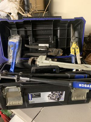 Tools & tool box &30 firm for Sale in Orange Park, FL