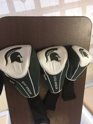 Spartan Golf Club covers for Sale in Detroit, MI