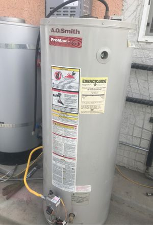 50 gallon water heater for Sale in Bakersfield, CA
