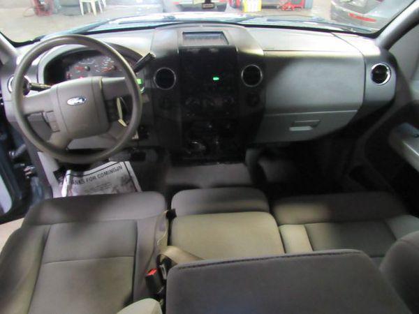 2005 Ford F150 SuperCrew Cab