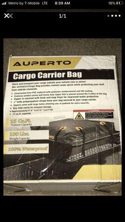 Car cargo bag for Sale in Topanga,  CA