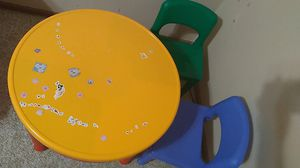 Child's play table set for Sale in Vernon Hills, IL