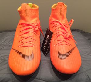 Nike Mercurial Firm-Ground ACC Soccer Cleat Superfly 6 Pro FG Sizes 8, 8.5, 9, 10, 10.5 (AH7368-810) for Sale in Ashburn, VA