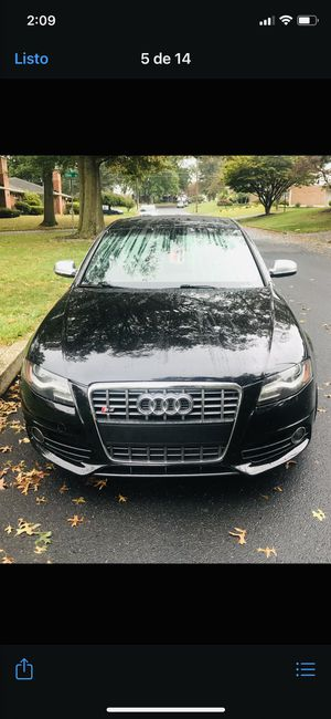 Audi s4 2010 for Sale in Camp Hill, PA