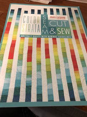 Color strata quilt book for Sale in Land O Lakes, FL
