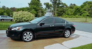 Power sunroof and windows Honda Accord 2008 EX-L remote entry, cold cold AC for Sale in Escondido, CA