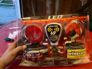 Wireless Trailer Lights for Sale in Cleveland, OH