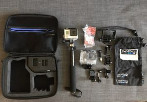GoPro 3+ with kit for Sale in Wesley Chapel, FL